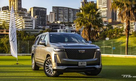 Cadillac Escalade 2021, lo manejamos: un departamento de lujo con ruedas y más tecnología que tu celular