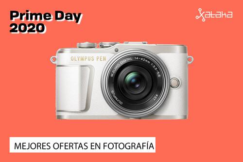 Amazon Prime Day 2020 Fotografía: Las mejores ofertas en cámaras de fotos, objetivos y accesorios (13 de octubre - finalizado)