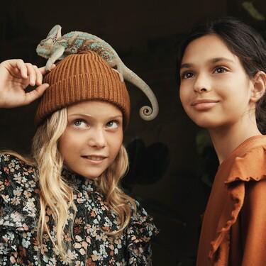 Zara, Mango y Primark, las colecciones de otoño más bonitas para los peques de la casa