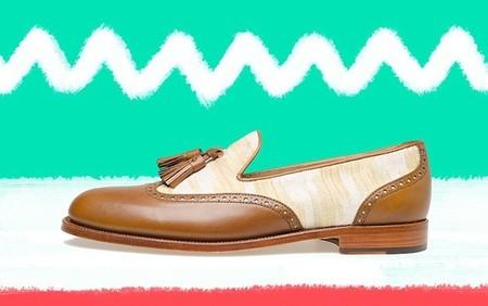 slippers monge bicolor