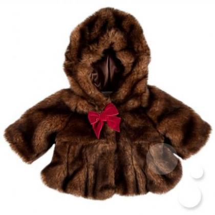 Monnalisa 2008, abrigos para niñas preciosas