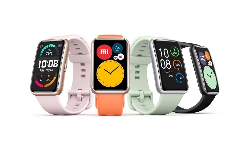 El nuevo reloj de Huawei también llega a España y está rebajado en Amazon: llévate hoy un Watch Fit con 20 euros de descuento