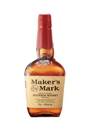 Maker´s Mark. Bourbon whisky de Kentucky