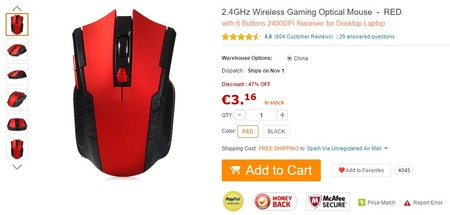 Raton Gaming Gearbest