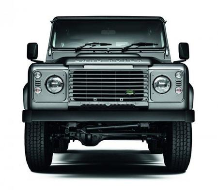 Land Rover Defender 2012: incombustible e indestructible