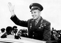 Yuri Gagarin, el primer cosmonauta