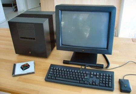 Next, su hardware, comprendiendo los inicios de Mac OS X