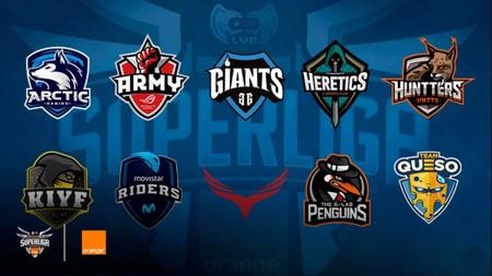 LVP anuncia a los equipos que competirán en la Superliga de Clash Royale