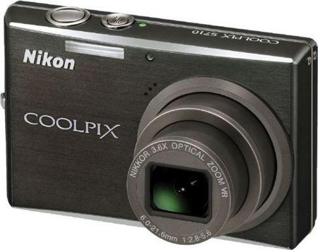 Nuevas compactas de Nikon