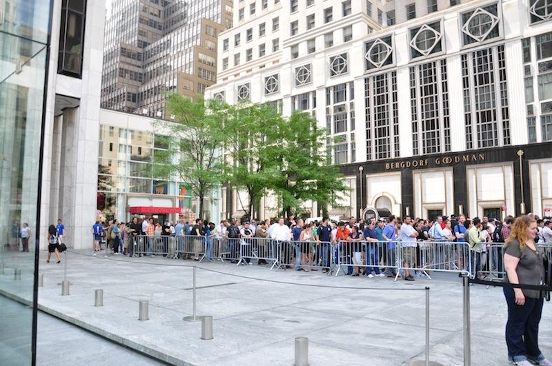 Foto de Lanzamiento iPhone 4 en Nueva York (33/45)