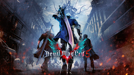 Devil May Cry 5 ya es una realidad y pinta así de bestia y repleto de acción con su primer tráiler [E3 2018]