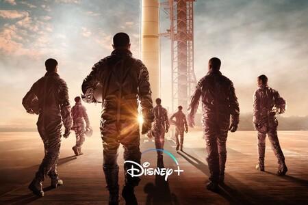 'Los Elegidos de la Gloria', la serie exclusiva de Disney+ para amantes de la exploración espacial: estos son sus días de estreno en México