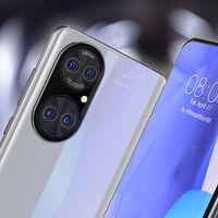 Así de peculiar es la cámara cuadruple (firmada por Leica) del Huawei P50 Pro según las últimas filtraciones