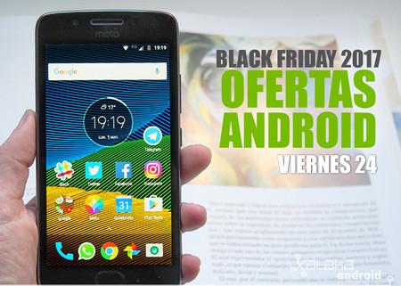 Black Friday 2017: ofertas del día 24 en móviles y accesorios Android