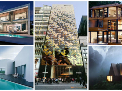 13 edificios increíbles pero posibles gracias al genio de los arquitectos