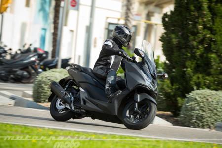 Honda Forza 125 2015 28