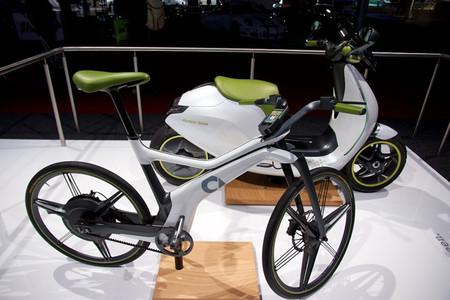 El concepto de bicicleta eléctrica se completa