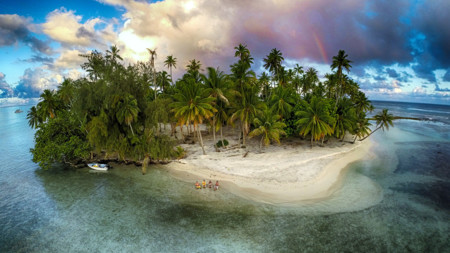 Lost Island Tahaa French Polynesia By Marama Photo Video
