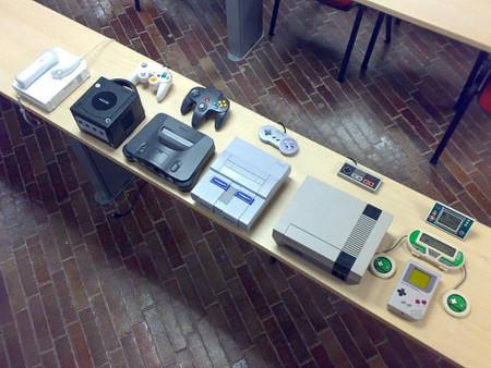 Evolución de consolas de Nintendo
