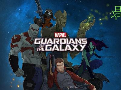 ButakaXataka™: Marvel's Guardians of the Galaxy