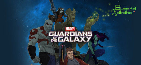ButakaXataka™: Marvel's Guardians of the Galaxy