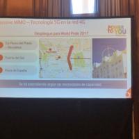 Vodafone estrena 4,5G en España: hasta 700 Mbps de descarga y cinco veces más capacidad por antena