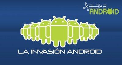 900.000 androides activados cada día, Google Books llega a España, La Invasión Android