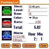 Aplicaciones PDA para el automovilista