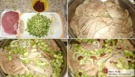 como hacer bisteces entomatados