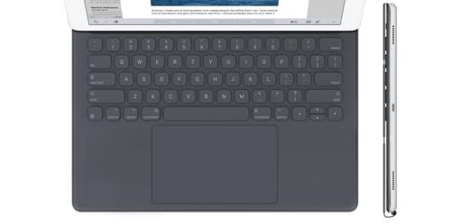 Un ratón no pero, ¿y si el próximo iPad Pro tiene un cursor en el Smart Keyboard para editar textos?