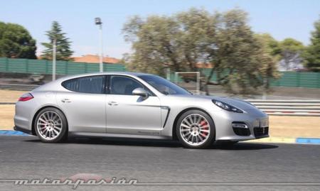 Porsche Panamera GTS, miniprueba (parte 1)