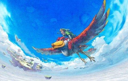 'The Legend of Zelda: Skyward Sword Origins Trailer'. Maravilloso vídeo centrado en las escenas cinemáticas