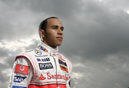 """Lewis Hamilton: """"El Mundial entre Kimi y yo"""""""