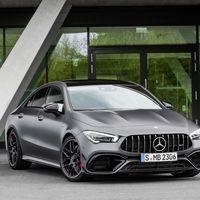 Mercedes-AMG CLA 45 4Matic, estrena modo Drift y potencia de 415 caballos