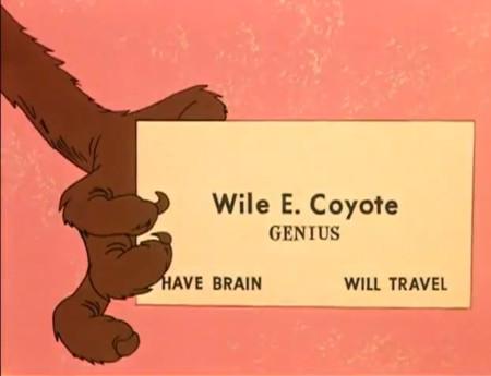 Wile E Coyte