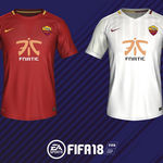 FIFA 18 le da su amor al mundo de los eSports con camisetas de equipos como Fnatic o Team Vitality