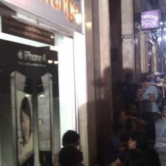Foto 2 de 16 de la galería la-noche-del-iphone-4 en Applesfera