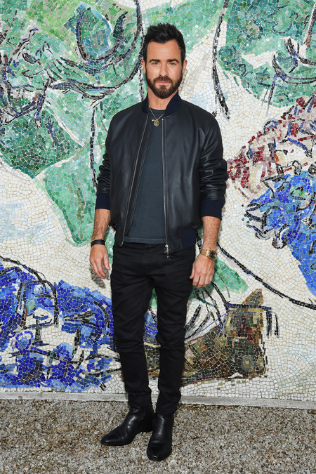 Justin Theroux Louis Vuitton 2019 Cruise Collection