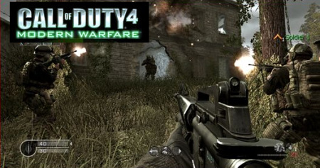Call Of Duty 4, análisis del modo multijugador