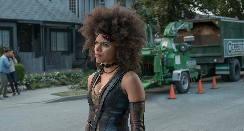 Deadpool 2 Domino