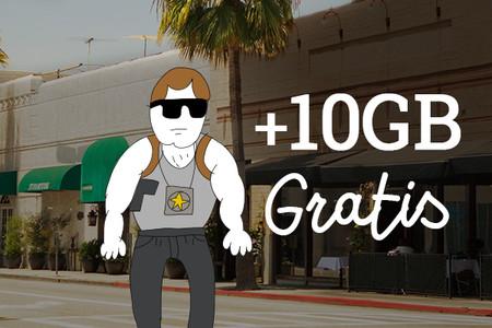 Lowi regala a todos sus clientes 10 GB de datos móviles por Navidad