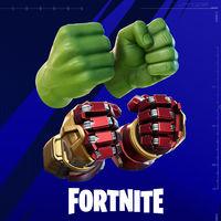 Fortnite: cómo conseguir los puños de Hulk y Iron Man gratis con la beta de Marvel's Avengers
