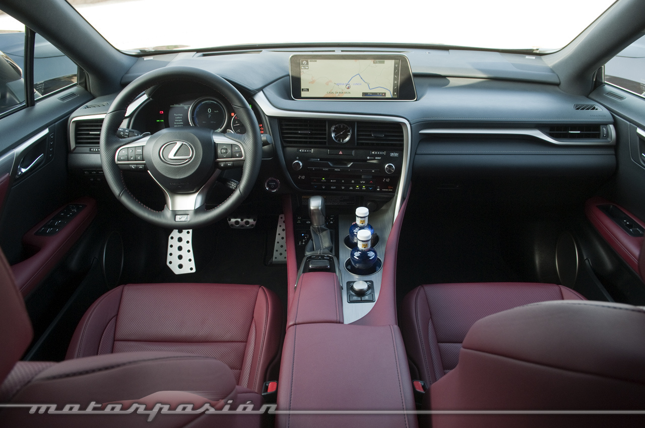 Foto de Lexus RX 450h, toma de contacto (15/28)