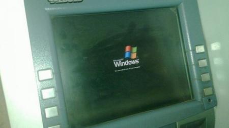 El mundo de los cajeros no está preparado para la muerte anunciada Windows XP