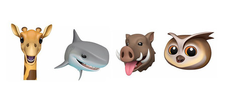 Animoji Ios 12 2