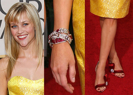 Reese Witherspoon Globos de Oro 07