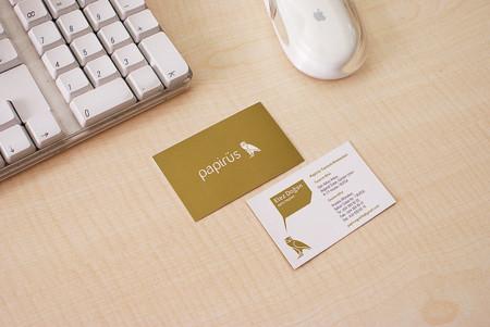 Business Card Reader, una aplicación para escanear tarjetas de presentación