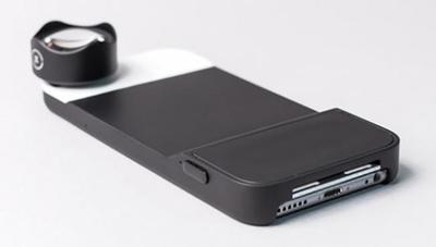 Moment Case: el iPhone 6 convertido en una compacta