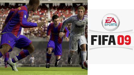 Primeros detalles de 'FIFA 09'