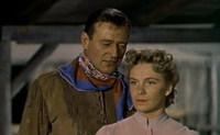 'Hondo', John Wayne en 3-D